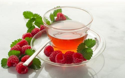 Листья малины: польза. Чай из листьев малины