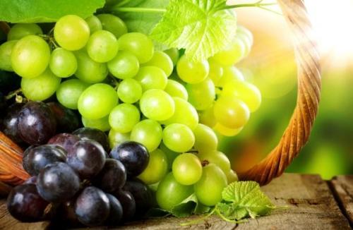Как использовать недозрелый виноград.